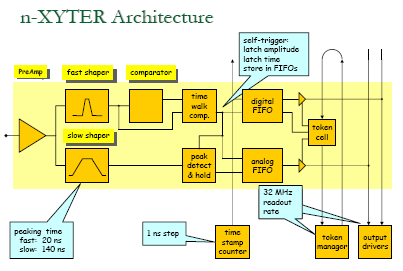 n-XYTER Architecture